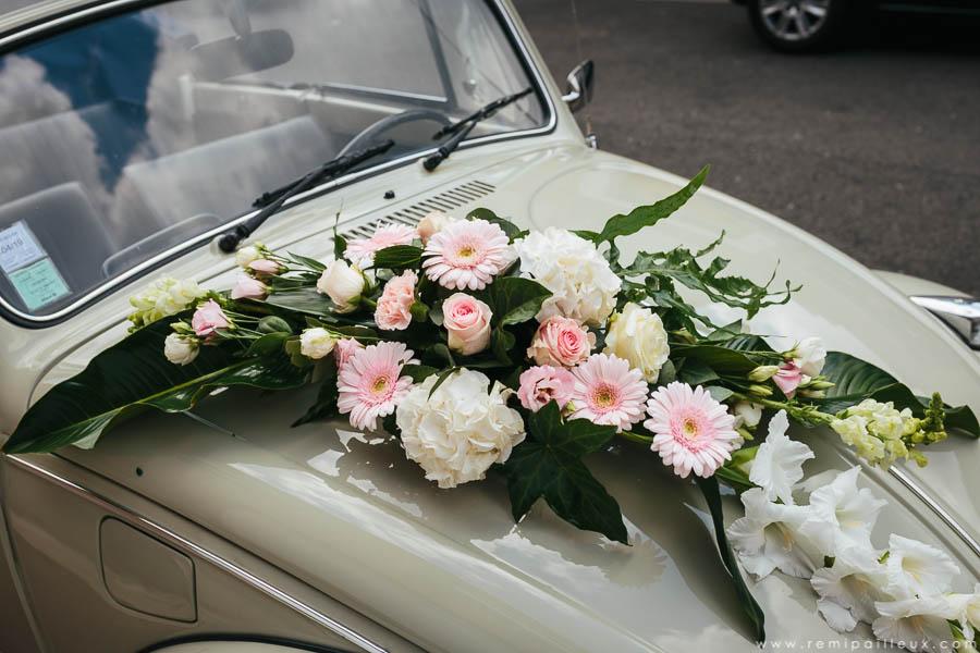photographe, mariage, marcq-en-baroeul, voiture, coccinelle