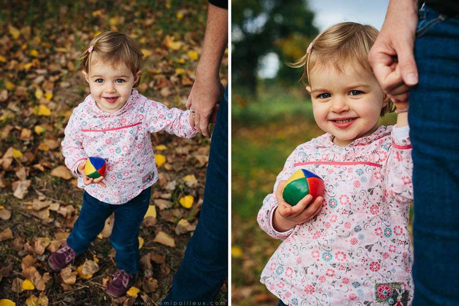 séance photo, automne, famille, photographe, templeuve