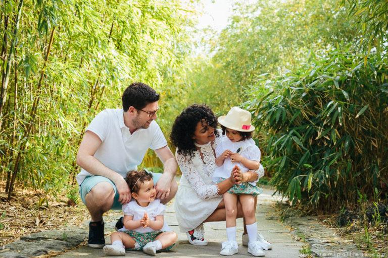 séance photo, photographe, famille, enfants, la madeleine, jardin des géants